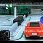 Híres videojátékok, Lego és stop motion (videó)
