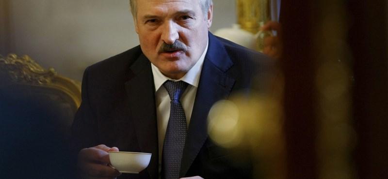 A fehérorosz ellenzékre és az EU-ra mutogat Lukasenka