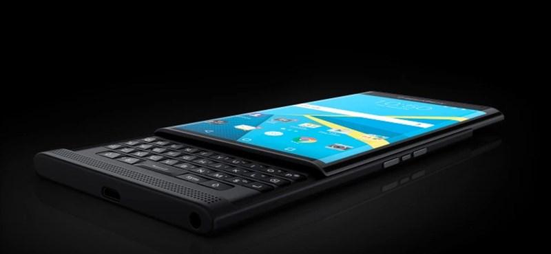 Íme az első hivatalos képek a BlackBerry androidos telefonjáról