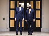 Az Európai Unió szétesését vizionálta Budapesten a lengyel miniszterelnök