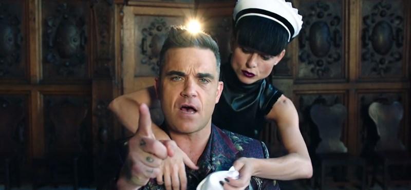 Party Like A Russian - Itt az első klip az új Robbie Williams-albumról