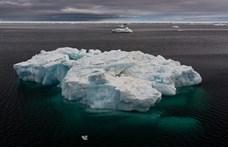 A tengeri jég sose volt még ilyen kicsi se az északi, se a déli sarkon
