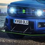 Magyar zsenialitás: izgalmas Hot Wheels lett a sokak által várt új Suzukiból