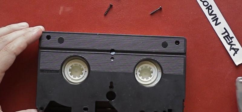 Ebből a magyar filmből Tarantinónak is van egy példánya