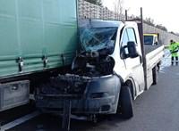 Látványos csökkenés után megint sok a baleset