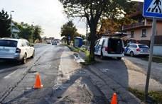 Idén eddig 69 gyereket ütöttek el gyalogátkelőn