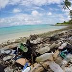 Több mint 40 tonna műanyagot halásztak ki a Csendes-óceánból