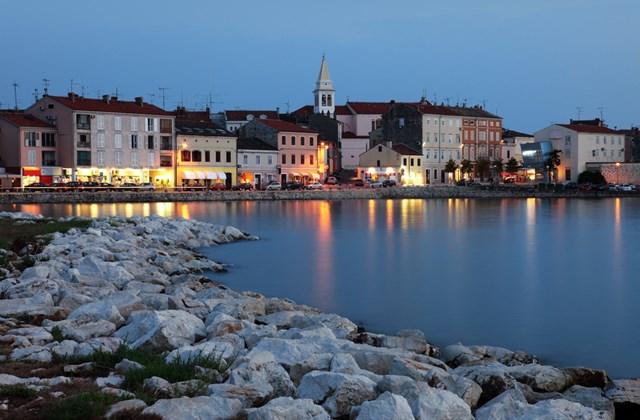 Horvátország tengerpart - Porec
