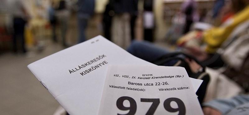 Csökkent a munkanélküliség, mielőtt a járvány bevitte a mélyütést a magyar gazdaságnak