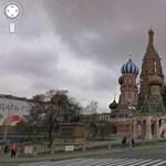 Már Oroszországban is elérhető a Street View