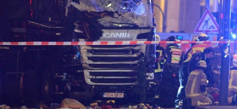 A berlini támadás képei