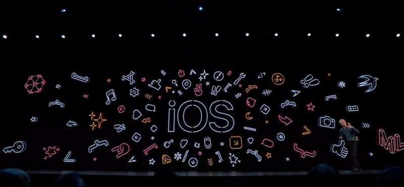Ez történt: megmutatta az Apple, milyen új funkciók kerülnek az iPhone-okba