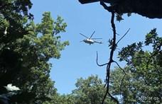 Már nem küldenek helikoptert a fán akadt siklóernyősökhöz