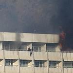 Három merénylőt lőttek le a kabuli Intercontinentalban