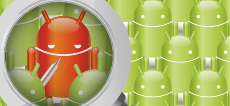 Az eddigi legnagyobb vírustámadás Androidon
