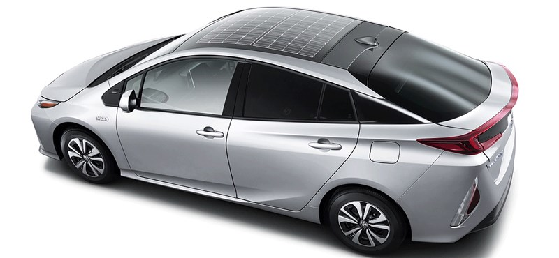 Álló helyzetben is képes lesz tölteni magát a következő Toyota Prius