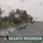 Vízbefulladás a Balatonnál: Tízéves negatív rekord dőlt meg idén