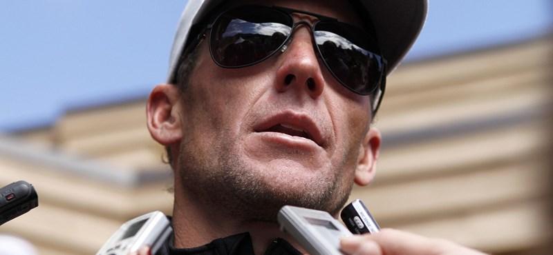Armstrong bedobta a törülközőt, mind a hét Tour-győzelmét elveszik