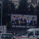 Békemenetesek: újabb bohócnak kell helyet szorítani a plakátjainkon