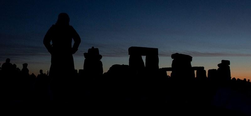 Ez történt: a tudósok megfejtették a Stonehenge egyik rejtélyét