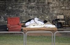 Karácsony az M1-es interjú után hajléktalanszállókat nézett meg