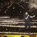 Pápai Joci kiesett az Eurovíziós Dalfesztivál elődöntőjében