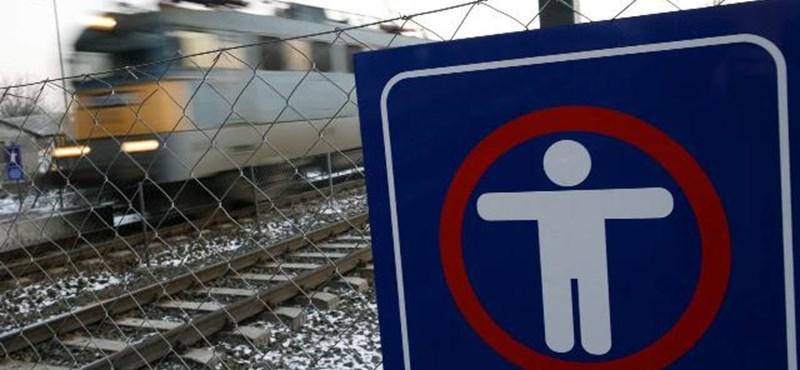Kisiklott egy Magyarországra tartó gyorsvonat