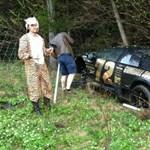 Lamborghini tört a dúsgazdagok túráján - fotók