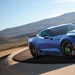 200 millióért vesztegetik majd az elektromos Chevrolet Corvette-et
