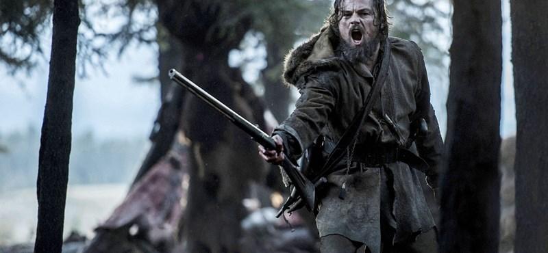 Videó: Leonardo DiCaprio akár szovjet filmsztár is lehetett volna