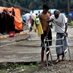 ENSZ-jelentés: emberiesség elleni bűncselekmény, amit a mianmari hadsereg tett