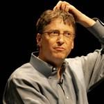 Újabb milliók Bill Gates-nek