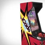 Így lesz apró játékgép egy iPad-ből?