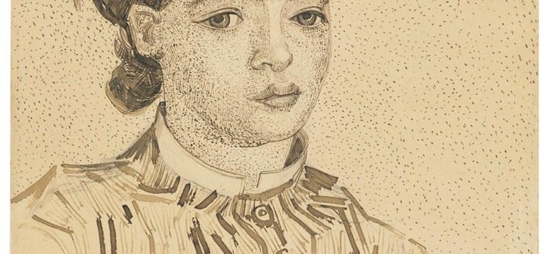 10 millió dollárért kelhet el egy Van Gogh-rajz