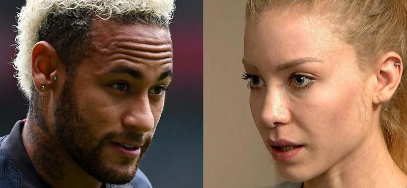 Rágalmazással, zsarolással vádolják a nőt, aki Neymart erőszakkal vádolta