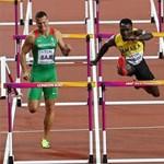 Nem lehet elégszer megnézni Baji Balázs vb-bronzérmes futását