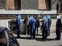 Hét órát tartották fogva a szimplásokat, akik kamudrogokra figyelmeztették a turistákat