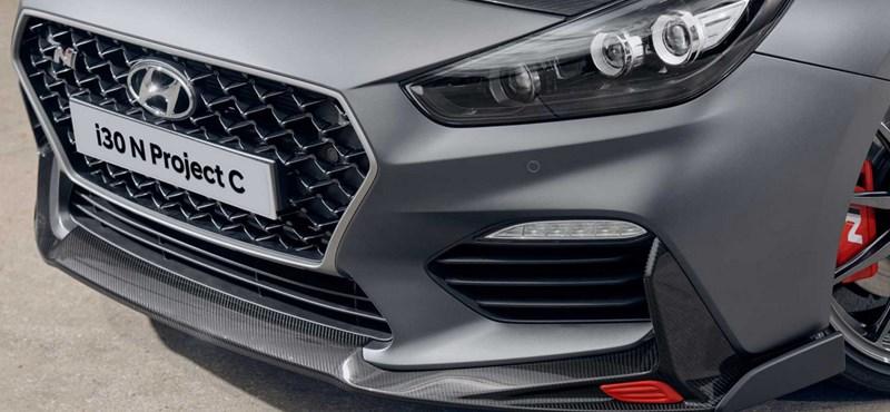 Sportosabb lett a Michelisz-féle Hyundai i30 N utcai változata