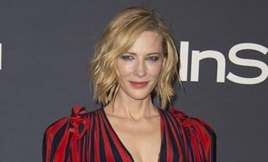 Cate Blanchett most a pólójával üzente, szabadságot a Színművészetinek