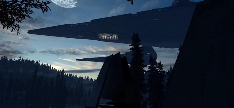 Kipróbáltuk a legjobbnak ígérkező Star Wars-játékot