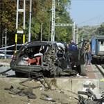 Felvette a térfigyelő kamera a budapesti brutális vonatgázolást