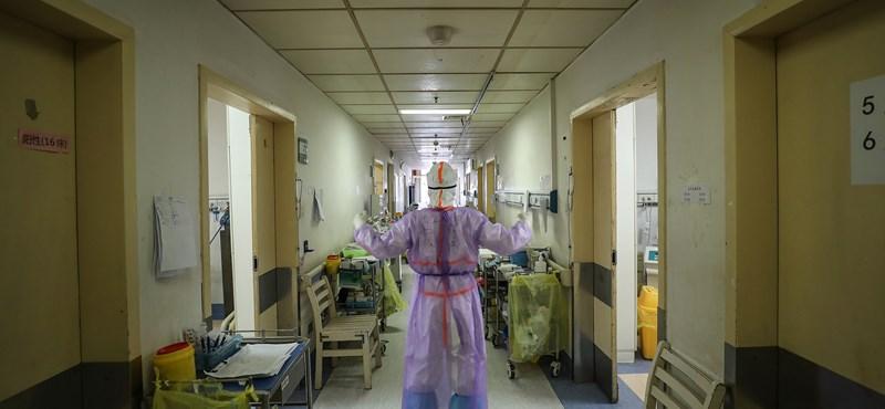 8 milliárd forintot ad a kormány a koronavírus elleni harcra