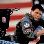 Jön a Top Gun 2, Tom Cruise is visszatér