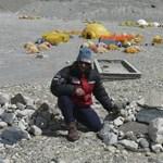 Lavina a Mount Everesten: Klein Dávidék jól vannak
