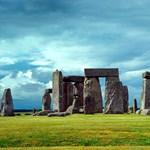 A Stonehenge-hez hasonló emlékművet szúrt ki egy drón Írországban