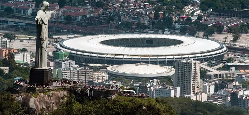 Peléről nevezik el a legendás riói Maracana stadiont