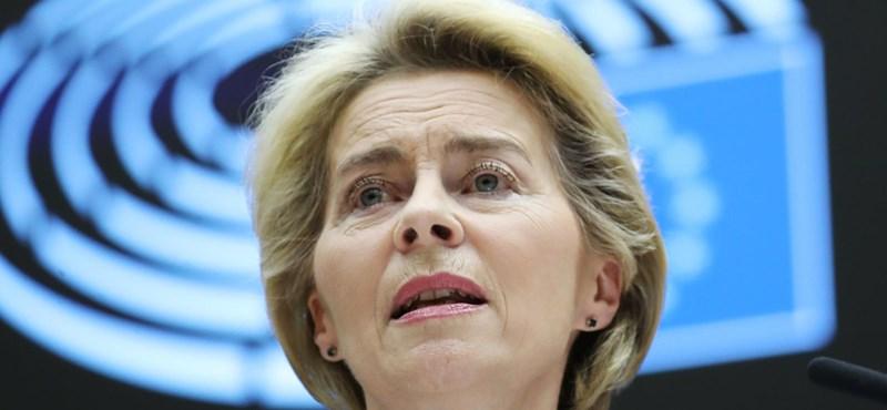 Von der Leyen: Veszélyhelyzeti intézkedés nem tarthat határozatlan ideig