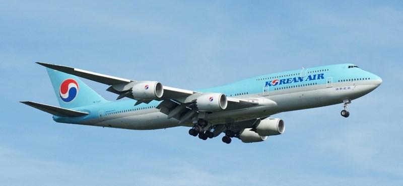 A Korean Air járatokat indít Budapest és Szöul között