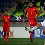 Négy gólt lőve hozta a kötelezőt a magyar válogatott Andorrában