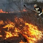 Leégett az avar Nagykátánál